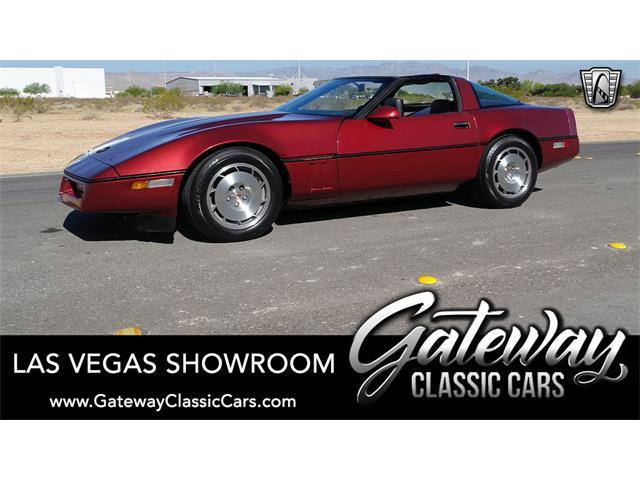 1986 Chevrolet Corvette (CC-1514850) for sale in O'Fallon, Illinois