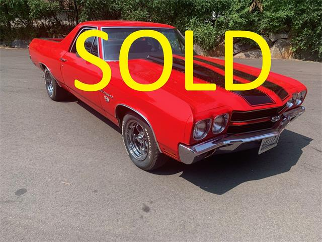 1970 Chevrolet El Camino (CC-1514871) for sale in Annandale, Minnesota