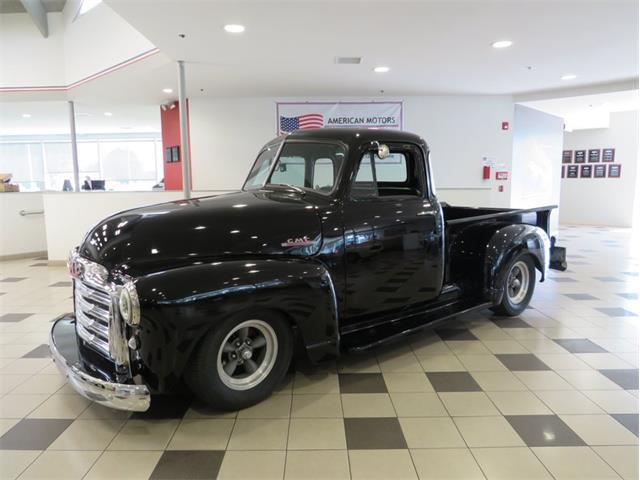 1953 GMC 5-Window Pickup (CC-1514879) for sale in San Jose, California