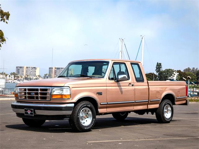 1994 Ford F150 (CC-1514882) for sale in Marina Del Rey, California