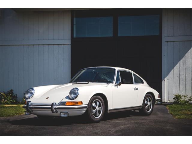 1971 Porsche 911T (CC-1514888) for sale in Fallbrook, California