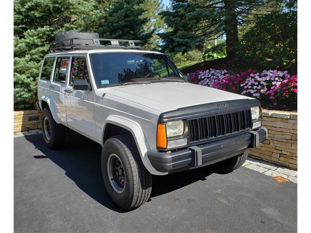 1989 Jeep Cherokee (CC-1514891) for sale in Lake Hiawatha, New Jersey