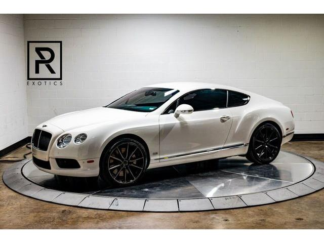 2013 Bentley Continental GT (CC-1514897) for sale in St. Louis, Missouri