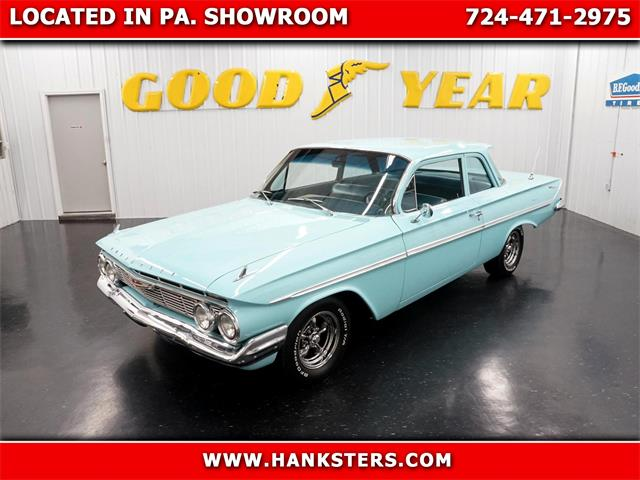 1961 Chevrolet Bel Air (CC-1510490) for sale in Homer City, Pennsylvania