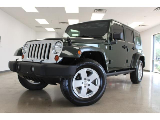2010 Jeep Wrangler (CC-1514904) for sale in Scottsdale, Arizona