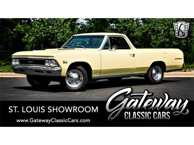 1966 Chevrolet El Camino (CC-1514907) for sale in O'Fallon, Illinois