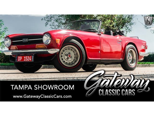 1972 Triumph TR6 (CC-1514923) for sale in O'Fallon, Illinois
