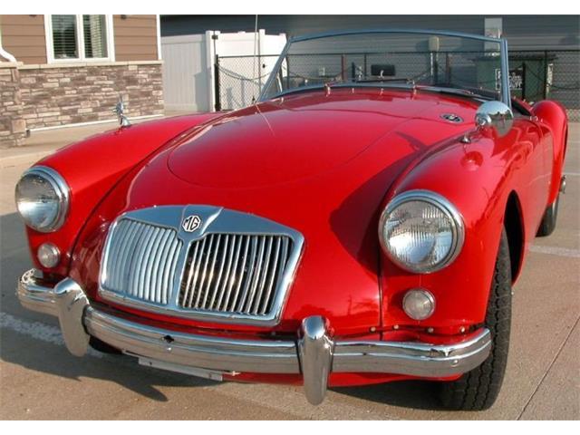 1959 MG MGA (CC-1510493) for sale in Cadillac, Michigan