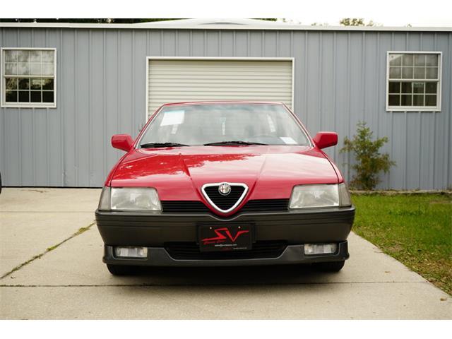 1990 Alfa Romeo 164 (CC-1514932) for sale in Okahumpka, Florida