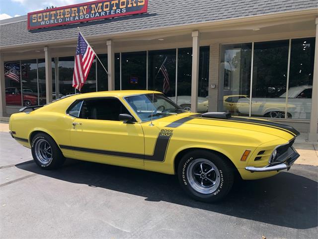 1970 Ford Mustang (CC-1514952) for sale in CLARKSTON, Michigan