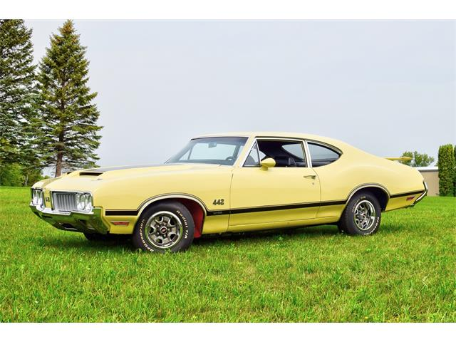 1970 Oldsmobile 442 (CC-1514955) for sale in Watertown, Minnesota