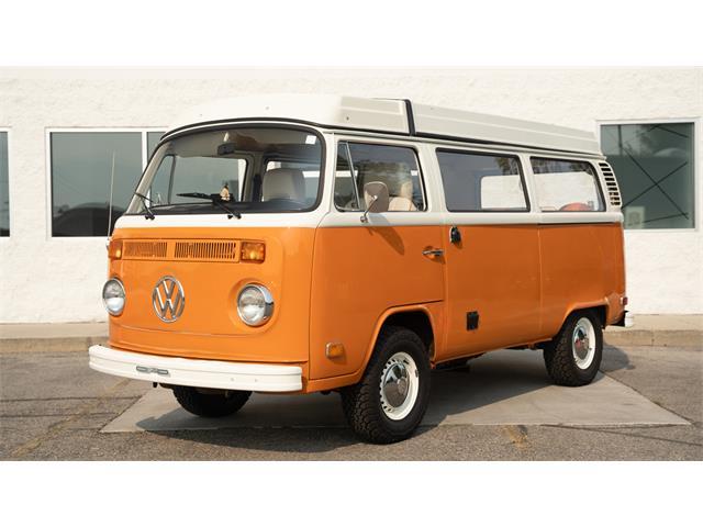 1974 Volkswagen Westfalia Camper (CC-1514961) for sale in Salt Lake City, Utah