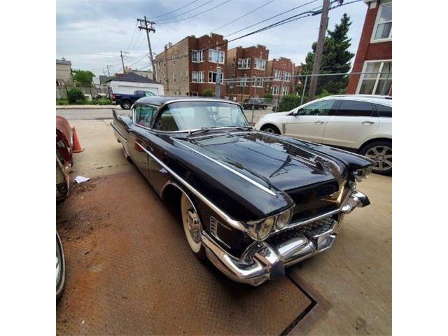 1958 Cadillac Series 62 (CC-1510501) for sale in Cadillac, Michigan