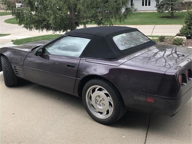 1994 Chevrolet Corvette (CC-1515043) for sale in DAKOTA DUNES, South Dakota