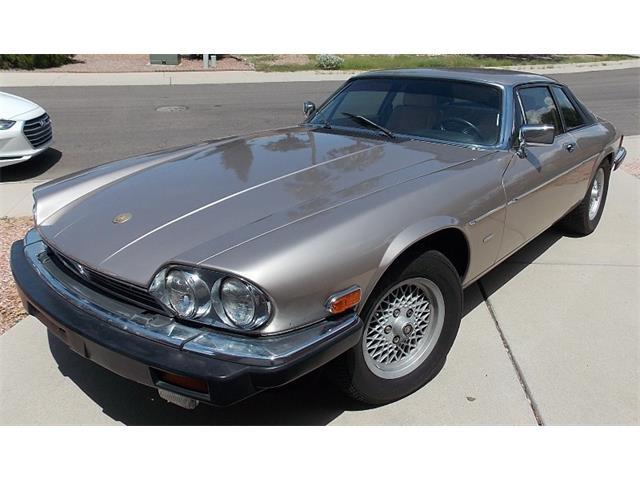 1991 Jaguar XJS (CC-1515044) for sale in Oro Valley, AZ - Arizona