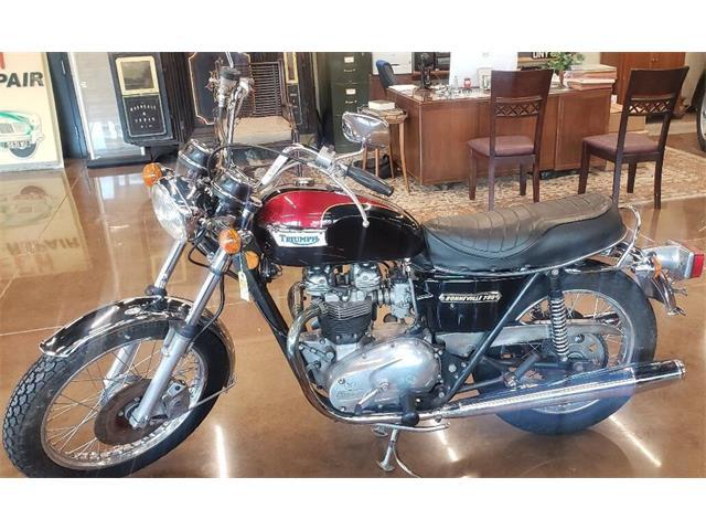 1978 Triumph Bonneville (CC-1515053) for sale in St Louis, Missouri