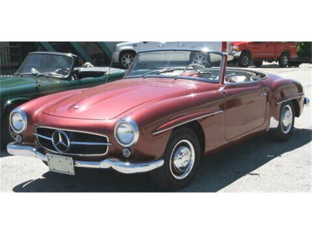 1958 Mercedes-Benz 190 (CC-1515055) for sale in St Louis, Missouri