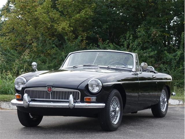 1965 MG MGB (CC-1515062) for sale in St Louis, Missouri