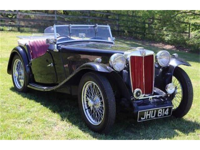 1946 MG TD (CC-1515066) for sale in St Louis, Missouri