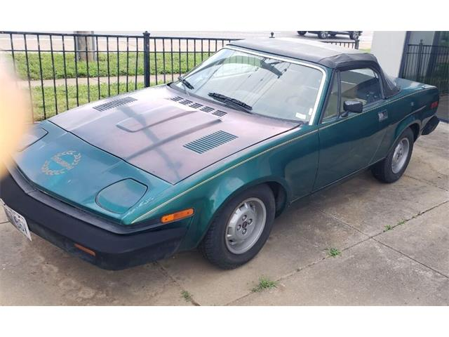 1980 Triumph TR7 (CC-1515067) for sale in St Louis, Missouri