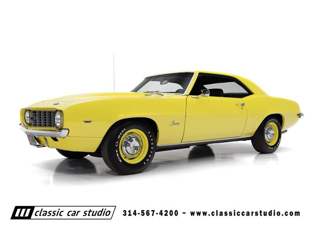 1969 Chevrolet Camaro COPO (CC-1515089) for sale in Saint Louis, Missouri
