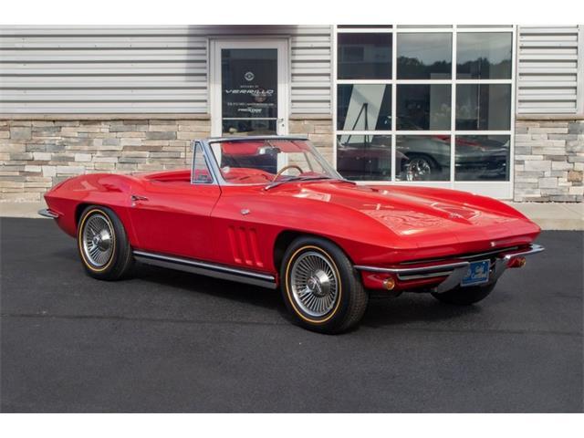 1965 Chevrolet Corvette (CC-1510509) for sale in Clifton Park, New York