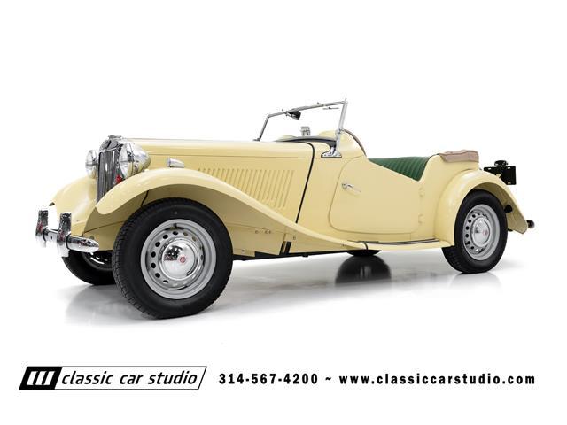 1952 MG TD (CC-1515090) for sale in Saint Louis, Missouri