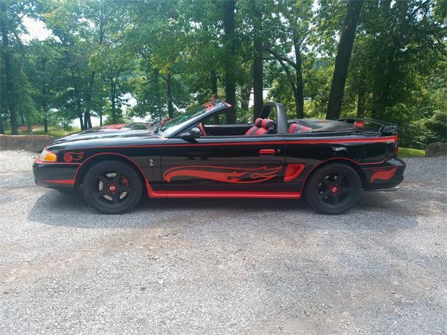 1997 Ford Mustang SVT Cobra (CC-1515094) for sale in Kansas City, Kansas