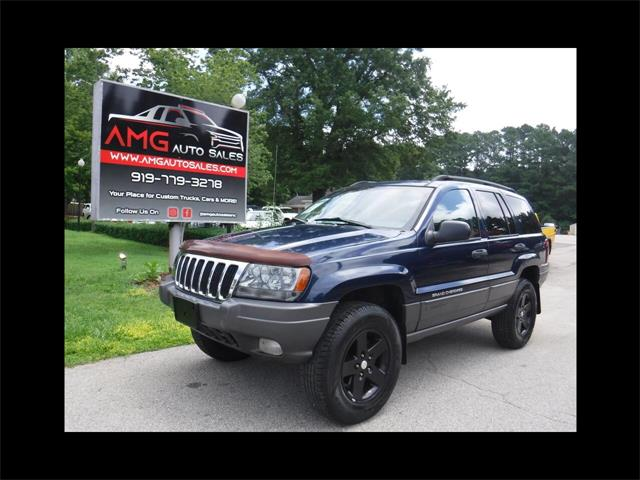 2002 Jeep Grand Cherokee (CC-1515096) for sale in Raleigh, North Carolina