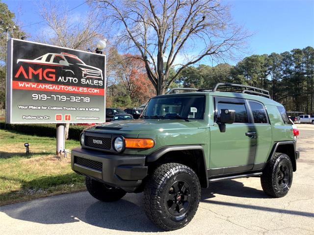 2011 Toyota FJ Cruiser (CC-1515097) for sale in Raleigh, North Carolina