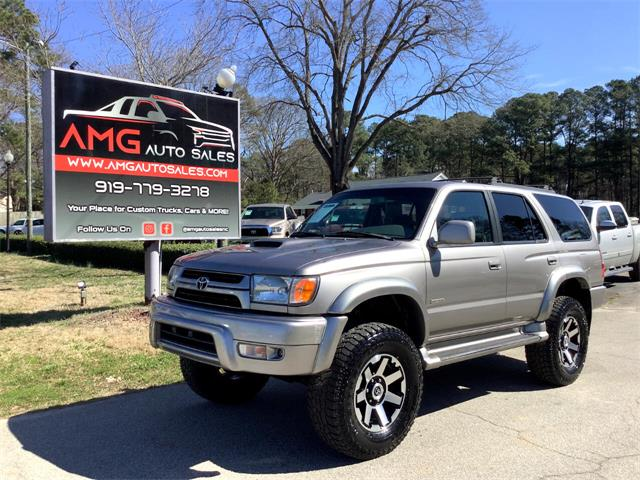 2002 Toyota 4Runner (CC-1515099) for sale in Raleigh, North Carolina