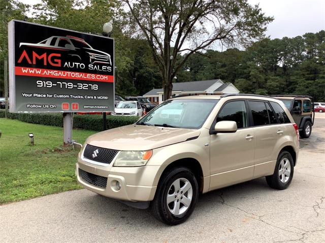 2007 Suzuki Grand Vitara (CC-1515100) for sale in Raleigh, North Carolina