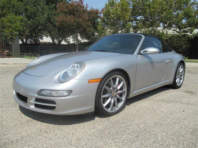 2007 Porsche Carrera (CC-1515106) for sale in Simi Valley, California