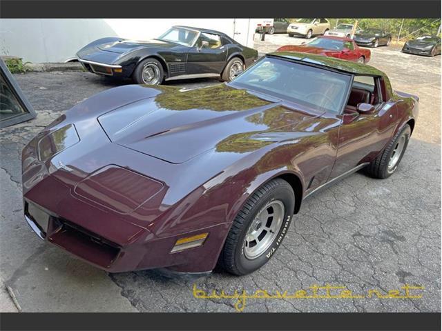 1980 Chevrolet Corvette (CC-1510511) for sale in Atlanta, Georgia