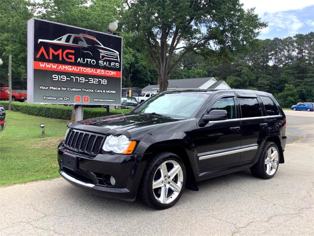 2008 Jeep Grand Cherokee (CC-1515113) for sale in Raleigh, North Carolina