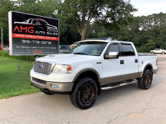 2004 Ford F150 (CC-1515118) for sale in Raleigh, North Carolina