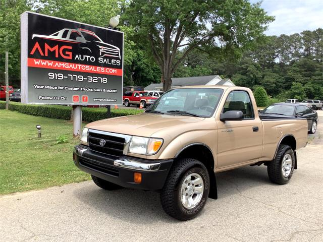 2000 Toyota Tacoma (CC-1515119) for sale in Raleigh, North Carolina