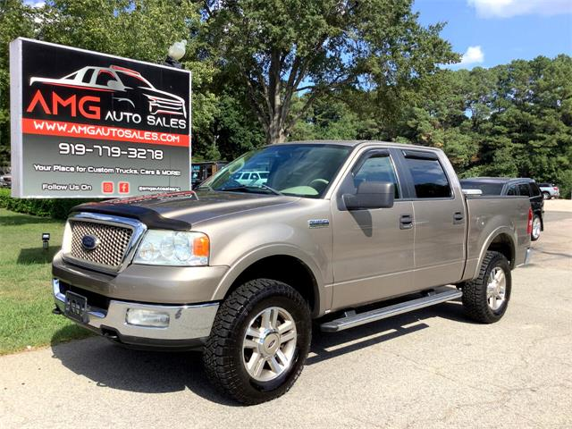 2005 Ford F150 (CC-1515120) for sale in Raleigh, North Carolina