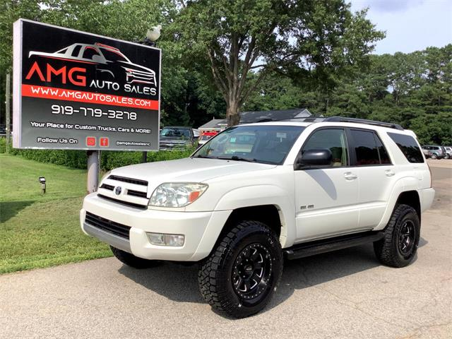2004 Toyota 4Runner (CC-1515123) for sale in Raleigh, North Carolina