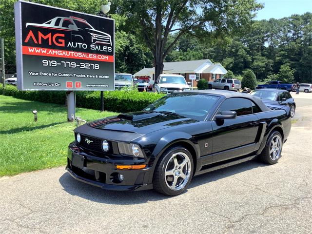 2005 Ford Mustang (CC-1515125) for sale in Raleigh, North Carolina