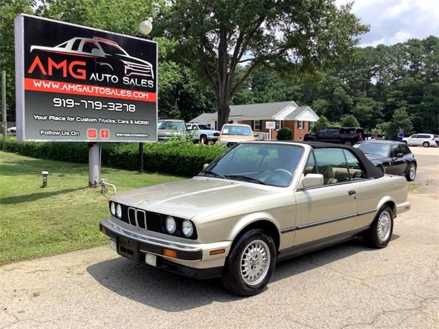 1990 BMW 3 Series (CC-1515126) for sale in Raleigh, North Carolina
