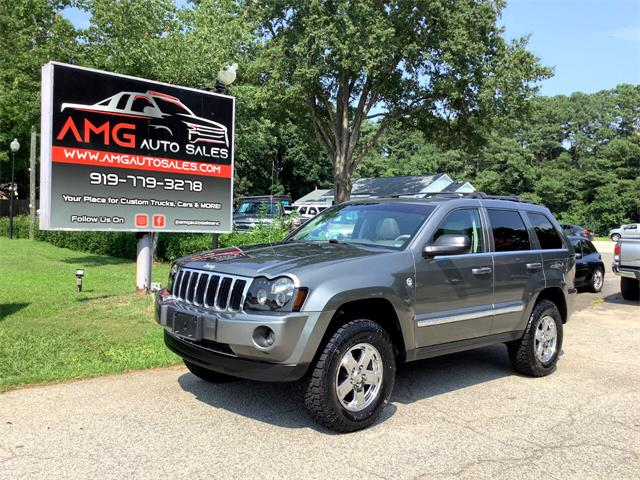 2007 Jeep Grand Cherokee (CC-1515127) for sale in Raleigh, North Carolina