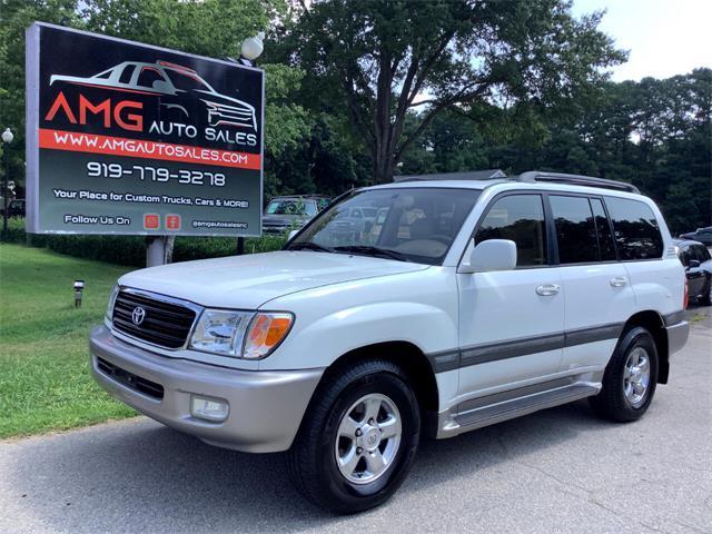 2001 Toyota Land Cruiser FJ (CC-1515134) for sale in Raleigh, North Carolina