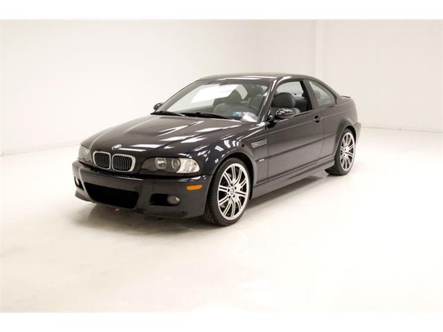 2003 BMW M3 (CC-1515157) for sale in Morgantown, Pennsylvania