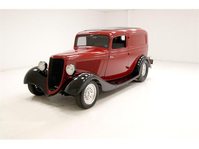 1934 Ford Sedan (CC-1515159) for sale in Morgantown, Pennsylvania