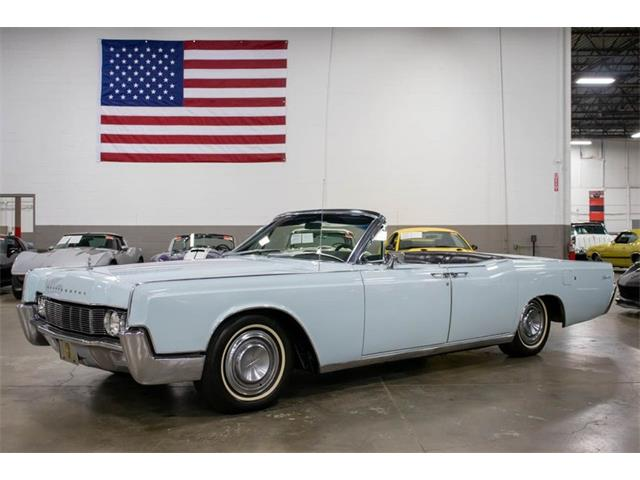 1967 Lincoln Continental (CC-1515161) for sale in Kentwood, Michigan