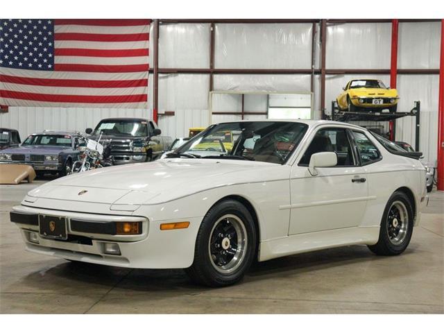 1985 Porsche 944 (CC-1515163) for sale in Kentwood, Michigan