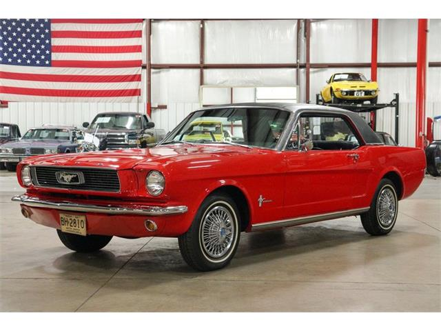 1966 Ford Mustang (CC-1515165) for sale in Kentwood, Michigan