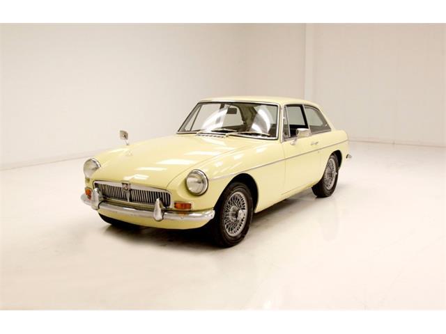 1967 MG MGB (CC-1515166) for sale in Morgantown, Pennsylvania