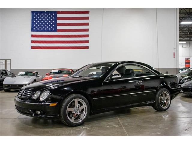 2006 Mercedes-Benz CL500 (CC-1515176) for sale in Kentwood, Michigan